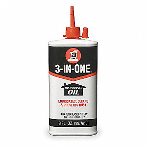 Multipurpose Drip Oil, 3 oz. Container Size