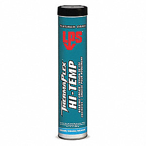 LPS ThermaPlex Tan Lithium Complex High-Temp Bearing Grease, 14.1 oz., NLGI Grade: 2