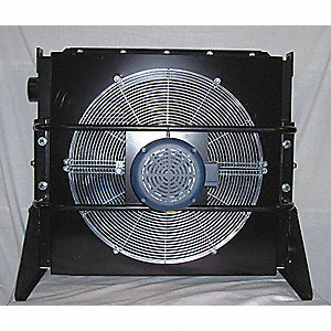 Air Aftercooler,Max HP 350,2300 CFM
