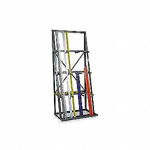 Steel Shelf Kit, Gray&#x3b; PK1