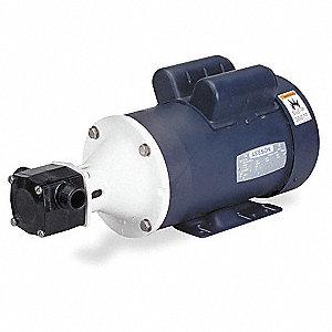 17.2 Amps 1-1/2 HP Flexible Pump, 30 psi, 1 (