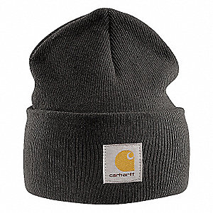 Knit Cap,Acrylic,Black