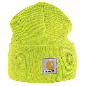 Knit Cap,Bright Lime,Universal