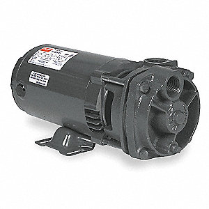 3/4 HP Turbine Pump, 115/208-230 Voltage, Max. Pressure (PSI):  300
