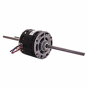 1/15 HP Room Air Conditioner Motor,Shaded Pole,1050 Nameplate RPM,115 Voltage,Frame 42Y