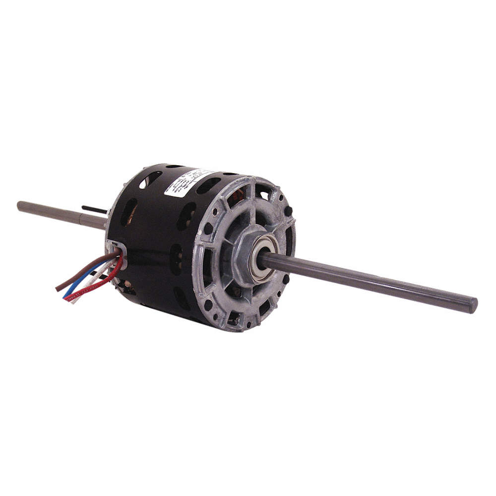 CENTURY 1/8 HP Room Air Conditioner Motor,Shaded Pole,1500 Nameplate ...