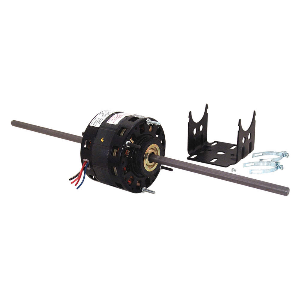 CENTURY 1/10 HP Room Air Conditioner Motor,Shaded Pole,1550 ...