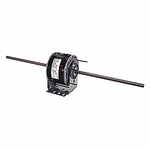 CENTURY 1/15 HP Room Air Conditioner Motor,Shaded Pole