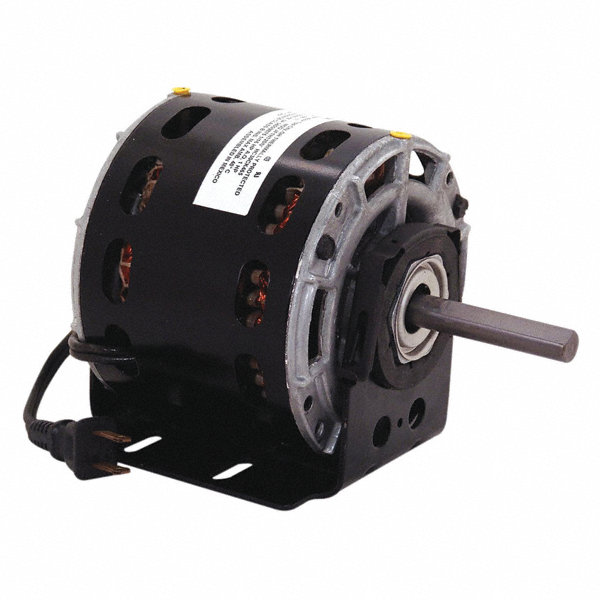 Century 1 15 Hp Direct Drive Blower Motor Shaded Pole 1000 Nameplate Rpm 115 Voltage Frame