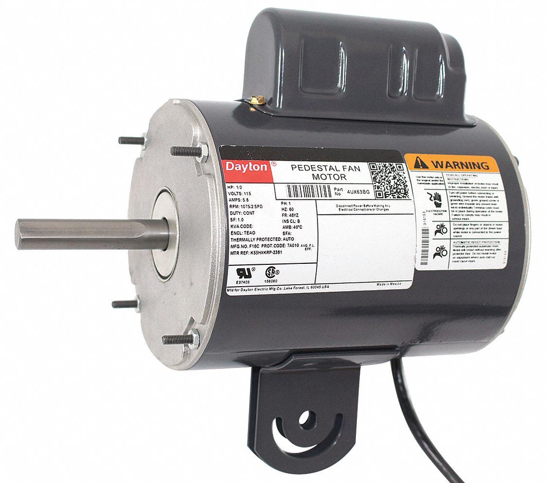 Dayton Fan Motor Wiring Diagram Free Download Wiring Diagram