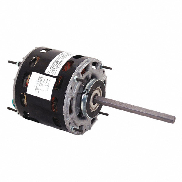 Direct Drive Blower : Century hp direct drive blower motor permanent split