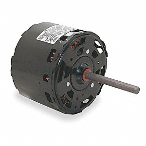 1/4 HP Condenser Fan Motor, 1075 Nameplate RPM, 230 Voltage