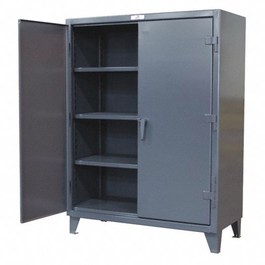 Strong Hold Heavy Duty Storage Cabinet, Storage Cabinets With Locks
