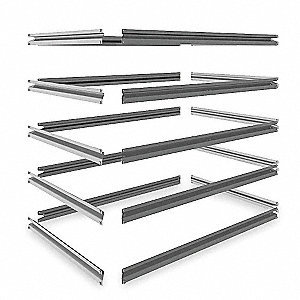 Shelf,24D x 36In.W,PK5