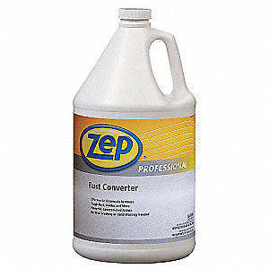 Milky White Rust Converter, 1 gal. Container Size