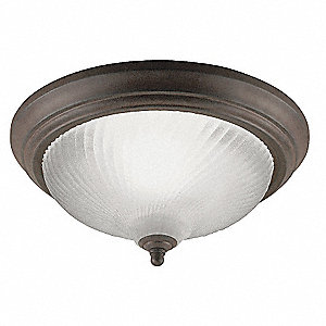 Light Fixture,Sienna,Frosted Swirl