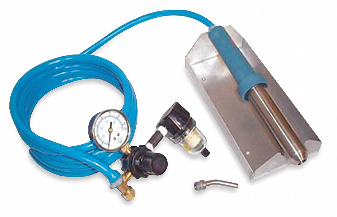 Thermoplastic Welder, 63 Series, Ambient to 1200°F Temp. Range