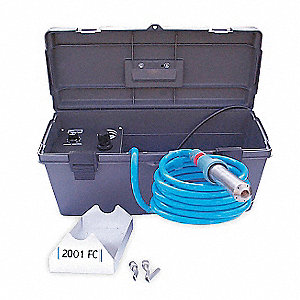 Thermoplastic Welder Kit, FC Series, Ambient to 1600°F Temp. Range