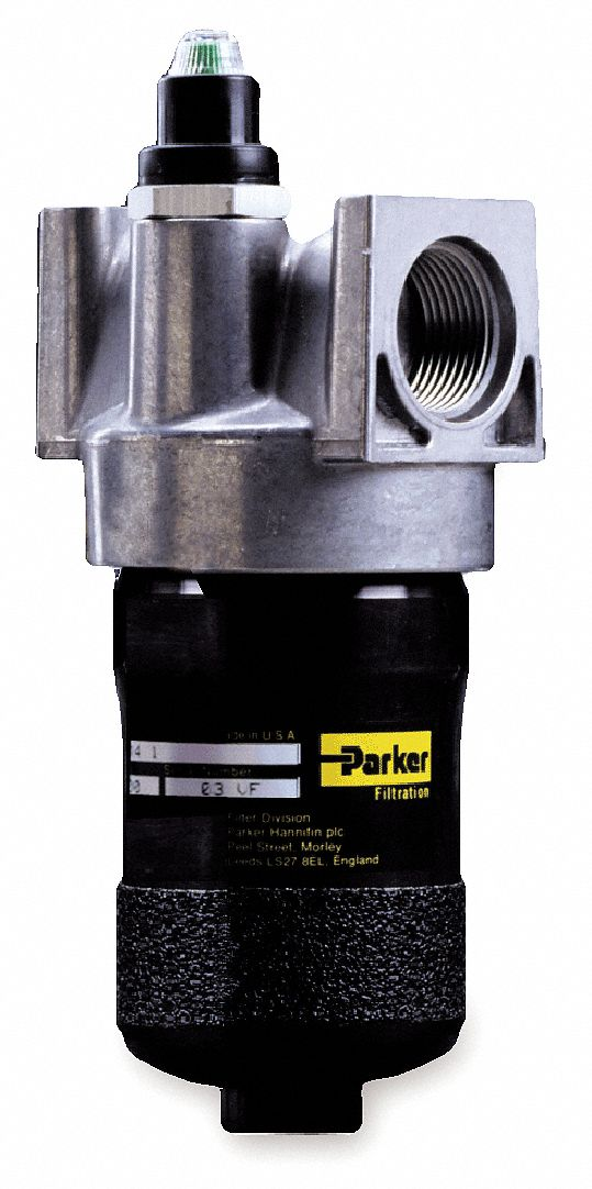 Hydraulic High Pressure Filters