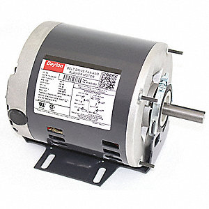 3/4 HP Belt Drive Motor, Split-Phase, 1725 Nameplate RPM, 115/208-230 Voltage, Frame 56