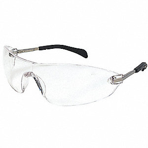 Winger™ Mini Scratch-Resistant Safety Glasses, Clear Lens Color