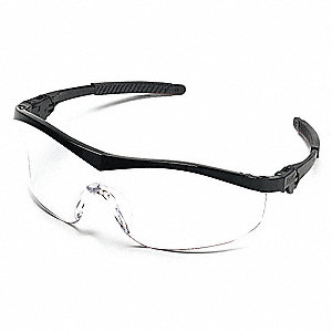 Thunder™ Anti-Fog, Scratch-Resistant Safety Glasses, Clear Lens Color