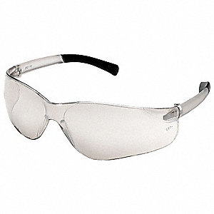 Wasko  Mini Scratch-Resistant Safety Glasses, Indoor/Outdoor Lens Color