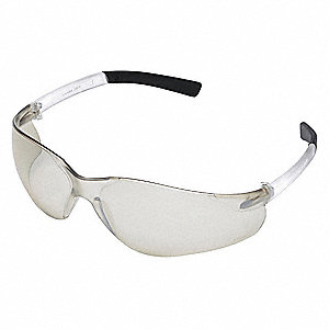 Condor™ Mini V Scratch-Resistant Safety Glasses, Rainbow Mirror Lens Color