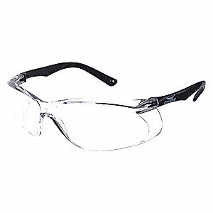 Jbird  Scratch-Resistant Safety Glasses, Clear Lens Color