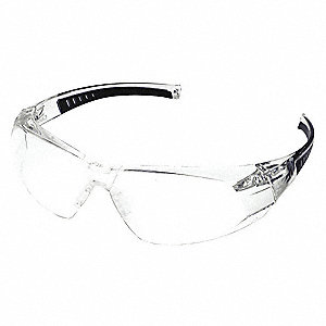 Addison  Scratch-Resistant Safety Glasses, Clear Lens Color