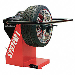 Tire Balancer,30 In,120 lb.,100 rpm,40mm