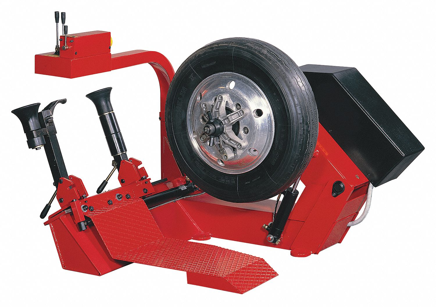 Tire Changer, L54In, 16to22.5In Tire Rim