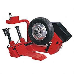 Tire Changer,L54In,16to22.5In Tire Rim