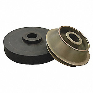 "Dual Wheel Truck Cone Adapter Set,  9"" L"