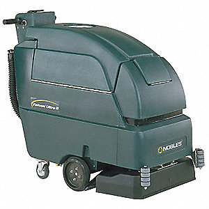 "Walk Behind Carpet Extractor, 17 gal., (4) 6V, 215Ah Batteries, 100 psi, 22"" Cleaning Path"