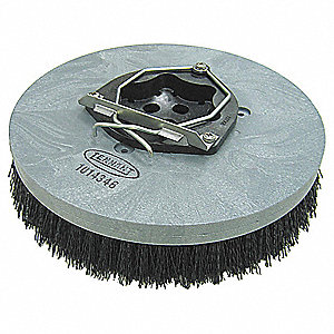 Rotary Brush,17 In. Machine