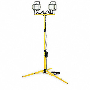 Light Stand,500x2 W,120VAC