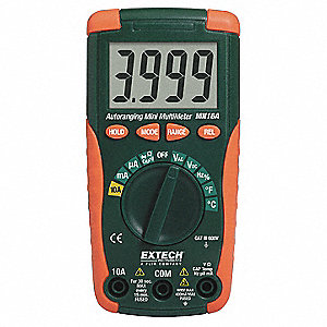 Digital Multimeter, Compact - Basic Features Multimeter Style, Compact - Basic Features Multimeter S