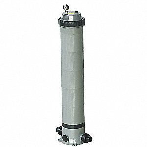 "49-7/8""H Pool and Spa Filter, 1 GPM per Sq.-Ft., 147.1 Total (GPM)"