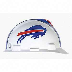 V-Gard Buffalo Bills NFL Hard Hat, Size: One Size Fits Most