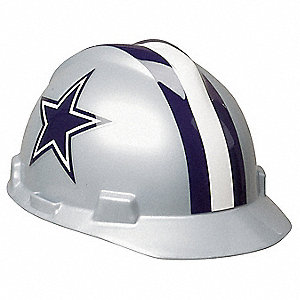 MSA V-Gard Dallas Cowboys NFL Hard Hat 5782774f152