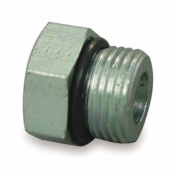 Eaton aeroquip male orb plug hydraulic hose adapter