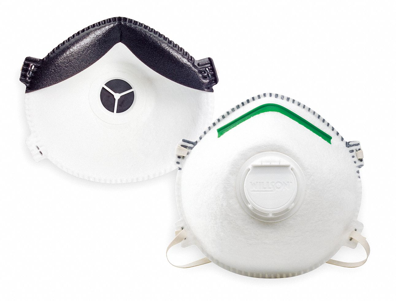 M 20 Pk l Molded N95 Disposable Respirator