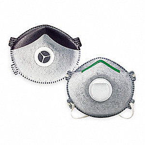 Disposable Respirator,N95,M/L,PK10