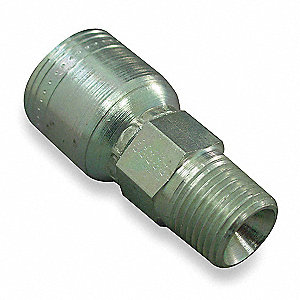 Hose,Crimp Fitting,1/2 in,-12,2.56L