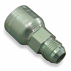 Hydraulic Hose Fitting,2.59 in. L
