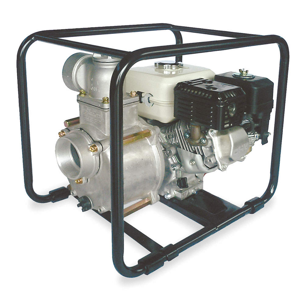 DAYTON 5 5 HP Aluminum 163cc Engine Driven Centrifugal Pump