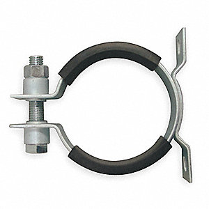 Zinc Plated Steel Mounting Clamp&#x3b; For Use With Mfr. No. BA02B3T01A1G, BA05B3T01A1G, BA10B3T01A1G