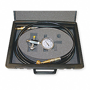 Accumulator Charging/Gauge Kit&#x3b; For Use With Greer Bladder and Piston Accumulators