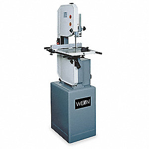 WILTON 1 HP Vertical Band Saw Max Blade Length 92 1 2